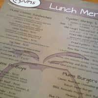 Photo taken at Plums Restaurant by Ann-Marie on 6/24/2013