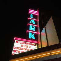 Photo taken at Lark Theater by Ira S. on 10/30/2016