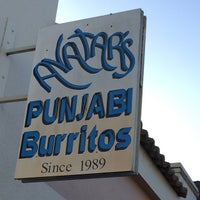 Photo taken at Avatar's Punjabi Burritos by Ira S. on 6/14/2015