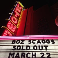 Photo taken at Uptown Theatre by Ira S. on 3/23/2013