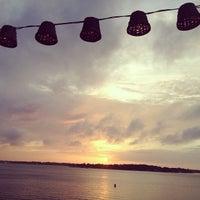 Photo taken at Sunset Beach by Penni B. on 7/4/2013