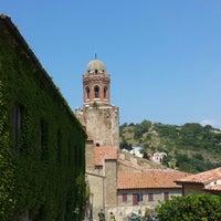 Photo taken at Il Borgo Medievale by Gianluca N. on 7/25/2013