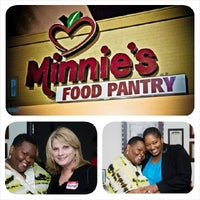 Photo taken at Minnie's Food Pantry by JustKimOnline on 1/12/2014