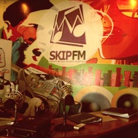 Photo taken at Radio SKIP 94.3 FM by Alfian B. on 2/4/2014