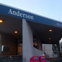 Photo taken at Anderson (C-Train) by Garry C. on 12/30/2012