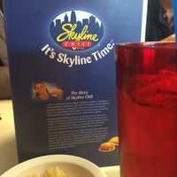 Photo taken at Skyline Chili by Clau A. on 1/14/2016
