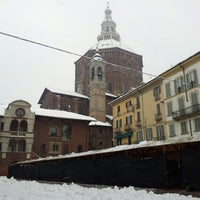 Photo taken at Piazza della Vittoria by Luca B. on 12/14/2012