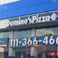 Photo taken at Domino's by UMAR S. on 3/31/2013