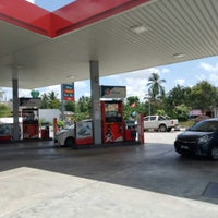 Photo taken at Caltex by Aiman S. on 3/17/2018