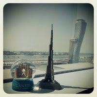 Photo taken at Aloft Abu Dhabi by helman s. on 10/26/2012