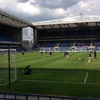 Photo taken at Ewood Park by Chris S. on 7/27/2013