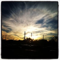 Photo taken at Metrolink Riverside-Downtown Station by Sookpichaya C. on 10/4/2012