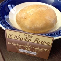Photo taken at Il Nuovo Forno by Max on 10/26/2013