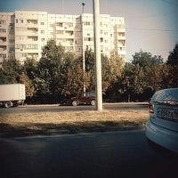 Photo taken at Октябрьский район by Ксения К. on 9/3/2015