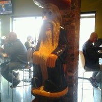 Photo taken at Mellow Mushroom by Amanda P. on 5/4/2013