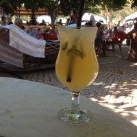 Photo taken at Yeşim Beach & Restaurant by Tuna on 8/1/2013