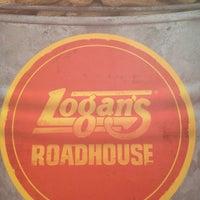 Photo taken at Logan's Roadhouse by Brad M. on 4/13/2013