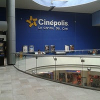 Photo taken at Cinépolis by Chris A. on 3/2/2013