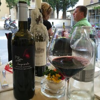 Photo taken at Enoteca Di Centro by Marcel D. on 6/18/2016