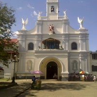 Photo taken at San Miguel Church by Ma. Teresa O. on 11/29/2012