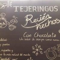 Foto tomada en Tejeringo's Coffee por Moni S. el 12/8/2013