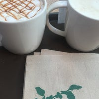 Photo taken at Starbucks by Raba3ah A. on 12/28/2015