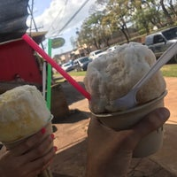 Photo taken at Jo Jo's Shave Ice by David P. on 4/19/2017