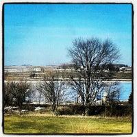 Photo taken at Lake Petocka by Kimberlee C. on 1/14/2013