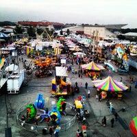 Photo taken at Rimrock Auto Arena by Kimberlee C. on 8/9/2014