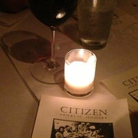 Photo taken at Citizen Public House by Mariana T. on 6/23/2013
