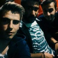 Photo taken at red game Arena by Faruk C. on 9/30/2015