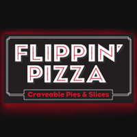 Photo taken at Flippin Pizza by Purvesh P. on 11/9/2015