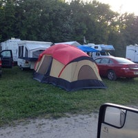 Photo taken at Lot 10 - Monster Mile by Benjamin F. on 6/1/2014