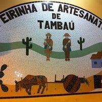 Foto tirada no(a) Feirinha de Artesanato de Tambaú por Gilvan M. em 10/15/2012