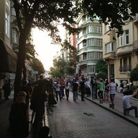Photo taken at Cihangir by Serkan E. on 7/6/2013