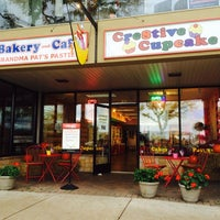Photo taken at Cre8tive Cupcake by Justin M. on 10/21/2014