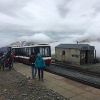 Photo taken at Clogwyn Mountain Station by Em C. on 4/7/2018