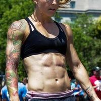 Photo taken at rio city crossfit by Eloisa S. on 10/30/2014