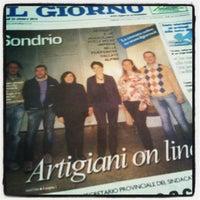 Photo taken at Confartigianato Sondrio by Cristian C. on 10/24/2012