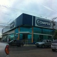 Photo taken at Comper by Samantha I. on 1/11/2013
