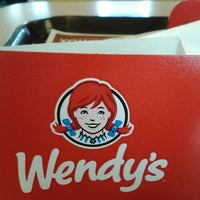 Photo taken at Wendy's by Vinnie R. on 4/1/2013