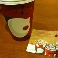 Photo taken at Starbucks by Robin . on 12/13/2012