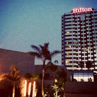 Photo taken at Hilton Los Angeles/Universal City by Robin . on 4/6/2013