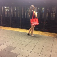 Photo taken at MTA Subway - Cathedral Pkwy/110th St (1) by Robin . on 9/23/2017
