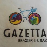 3/11/2018 tarihinde Fatih Ö.ziyaretçi tarafından Gazetta Brasserie - Pizzeria'de çekilen fotoğraf