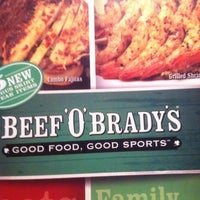 Photo taken at Beef O'Brady's by LaDonna R. on 11/2/2012