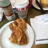 Photo taken at Starbucks by Nyphoon on 11/13/2016