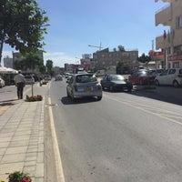 Photo taken at Gönyeli by AYDIN D. on 9/30/2015