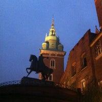 Foto scattata a Zamek Królewski na Wawelu da Eduardo B. il 11/22/2012