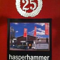 Photo taken at Hasper Hammer e.V. by Chris S. on 12/15/2013